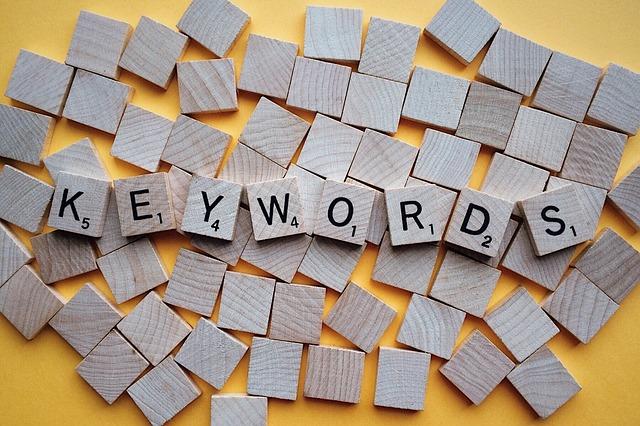 מחקר מילים וחשיבותו לקידום